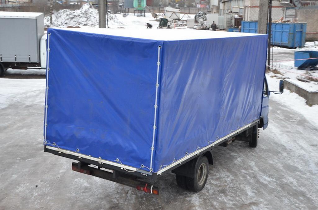 Автотент на грузовик Foton