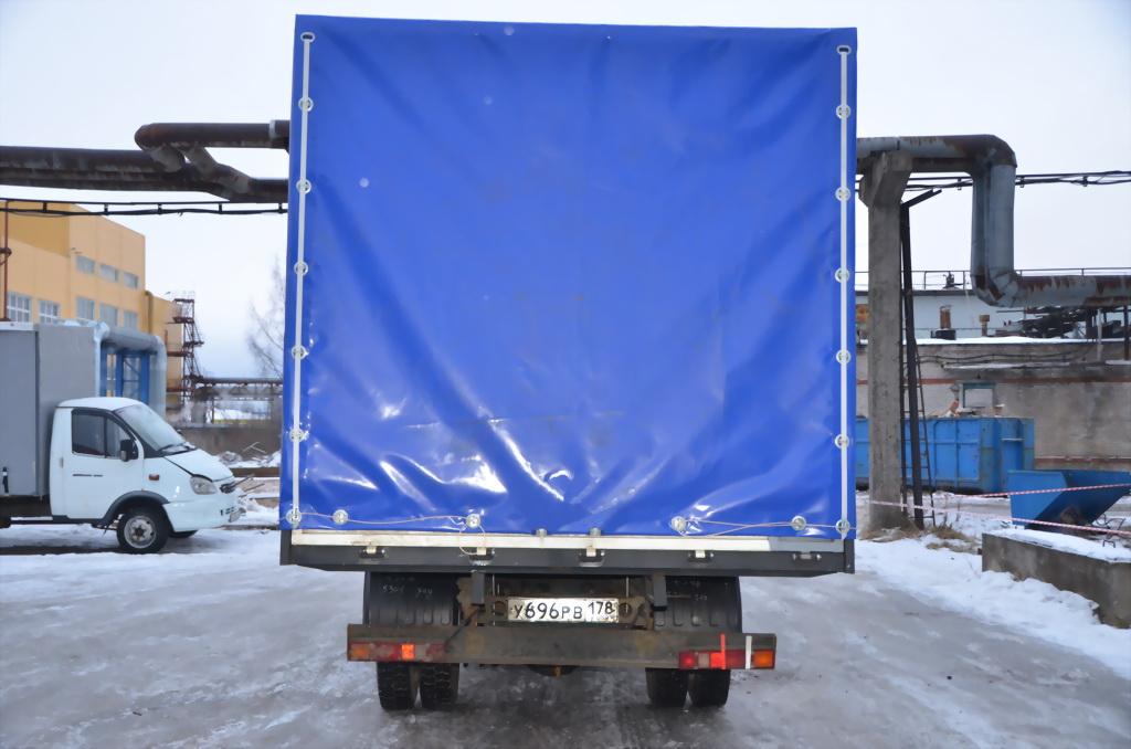 Тент на грузовик Foton