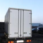 Ворота на грузовик