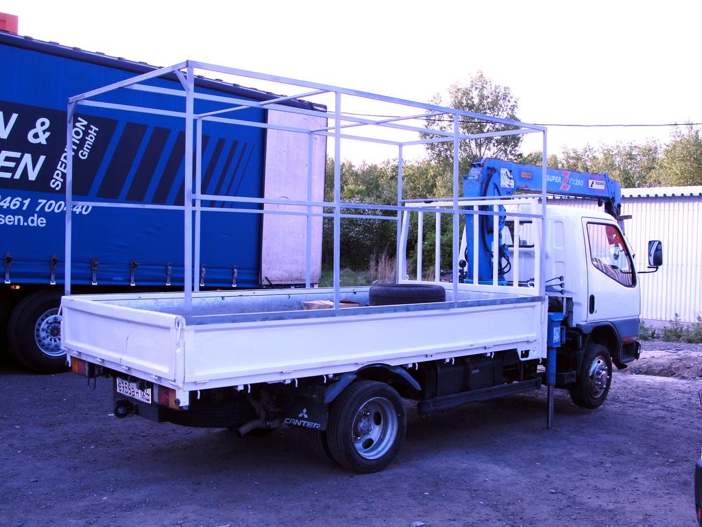 Каркас тента на грузовик Mitsubishi Canter