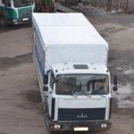 Тент-крыша на грузовик