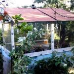 Защитные шторы для беседки в Саратове