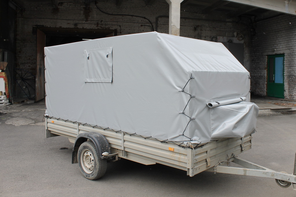 Тент для автоприцепа МЗСА 817717.012