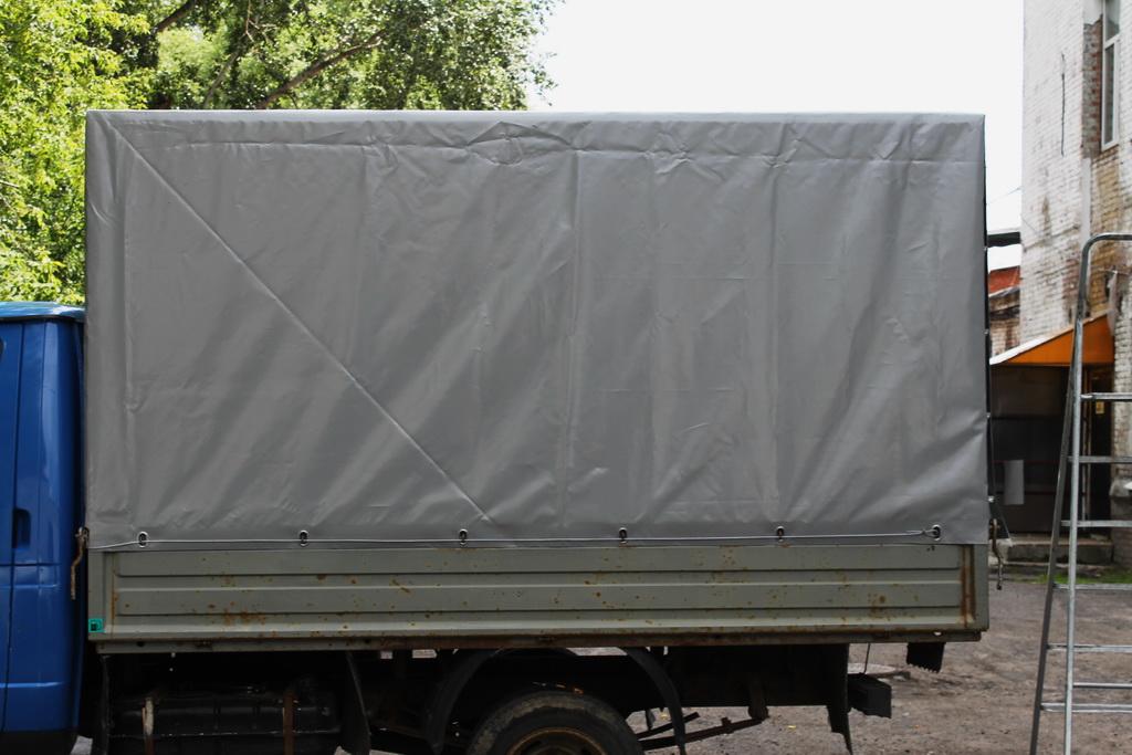 Грузовой тент на «Газель» 3 метра