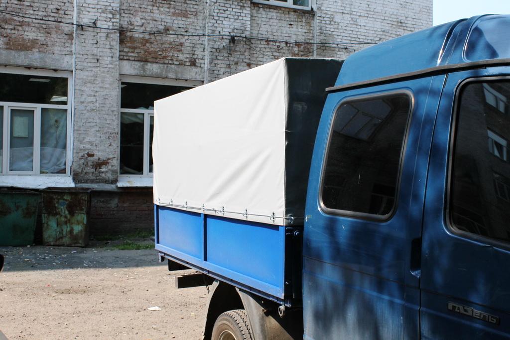 Тент на грузовик «ГАЗ»