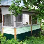 Мягкие окна для веранды в Саратове