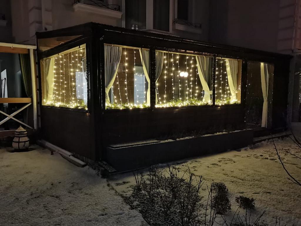 Мягкие окна для веранды в Саратове и Энгельсе